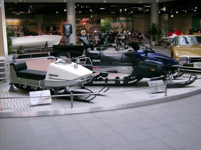 Museo Yamaha en Iwata T8b7fd