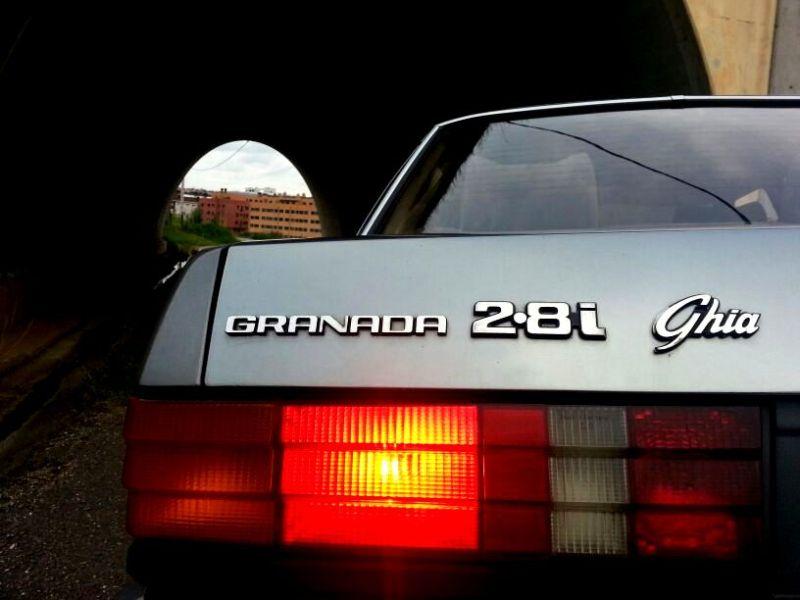 Ford Granada 2.8i Ghia T9z5ex