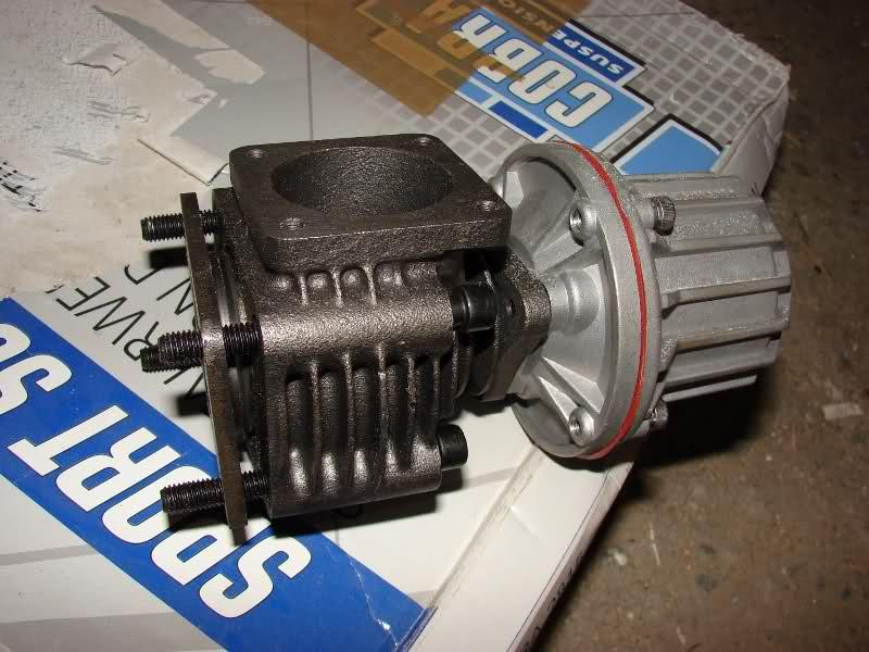 Kickassford - Granada 2.9 Turbo X3acts