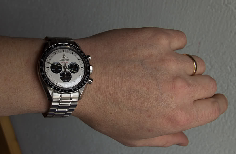 """La plus belle des Speed : 145.0227 édition Apollo 11, 35ème anniversaire """"Panda"""" Xclz89"""