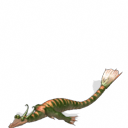 Willosaurio Terrestre y Acuatico Xomic8