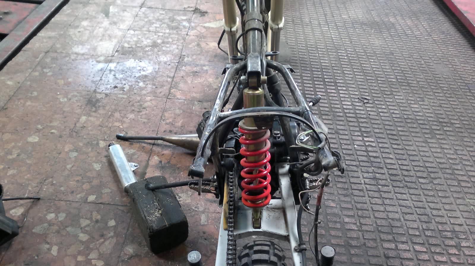 Mi Rieju MR-80 Pro Xw392
