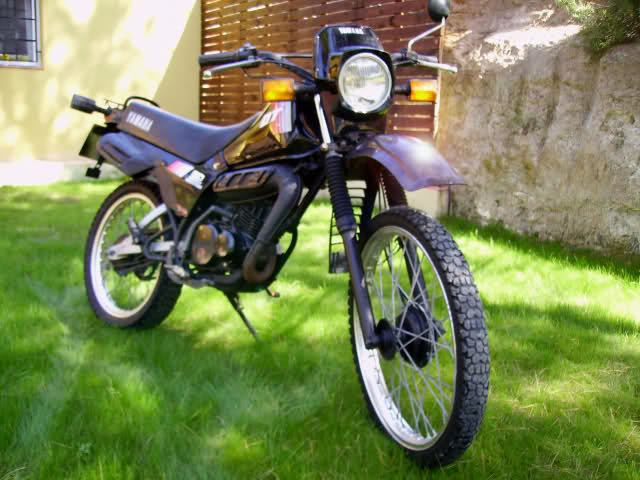 Yamaha DT 80. 11m5fg7