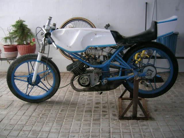 Derbi Variant Racing 15xx3z7