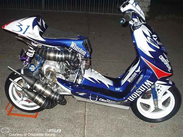 Motores especiales e injertos 15z3ud2