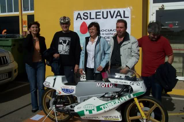 Mis maquetas de la Bultaco TSS 50 MK2 15zr05k
