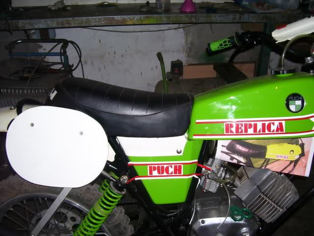 Puch Cobra Réplica Coronil - ManaPuch 1zvbggk