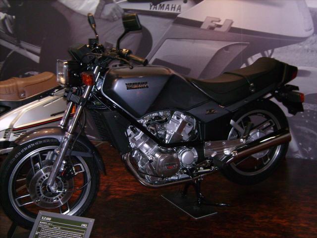 Museo Yamaha en Iwata 208cqiu