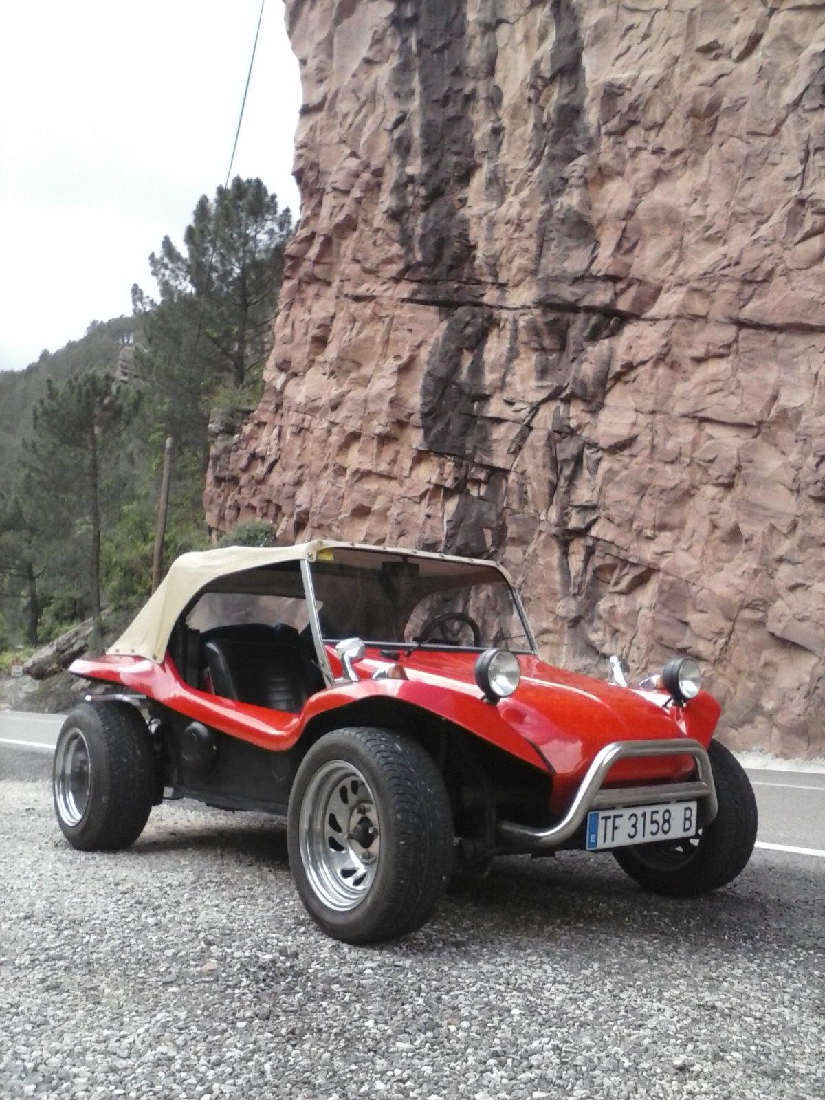 Vendo LLANTAS BUGGY VW 20ihric