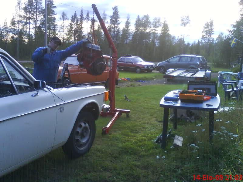 Jaxy -  Volvo 140 - B20 förgasarturbo (sommar uppdate) 20py1l1
