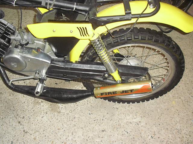 puch - Puch Minicross TT 1ª Serie * Josepe 22fb7p