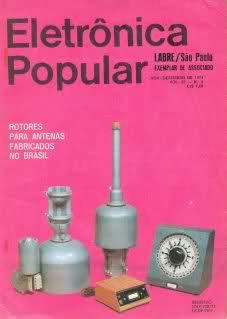 Revistas de Eletrônica Descontinuadas 23jsqdx