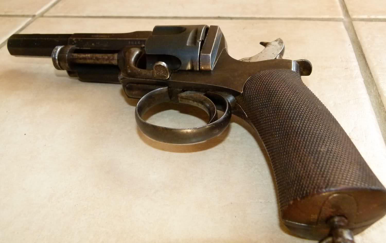 Revolver Fagnus maquaire 11 mm 1873 23k6f0i
