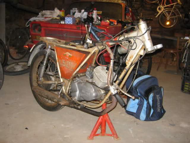 Mi Ducati 50 TS 23mn0nd