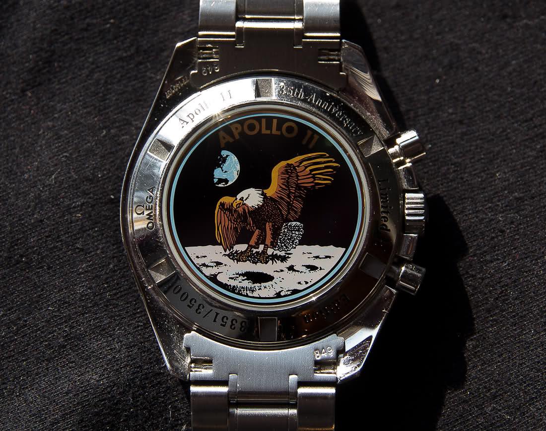 """La plus belle des Speed : 145.0227 édition Apollo 11, 35ème anniversaire """"Panda"""" 23tih4w"""