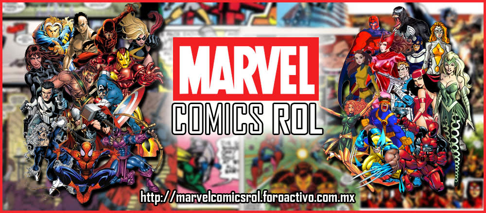 Marvel Comics Rol