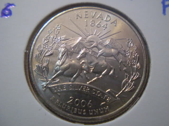 nevada - NEVADA 2006, Cuarto de dolar 25f7jwp