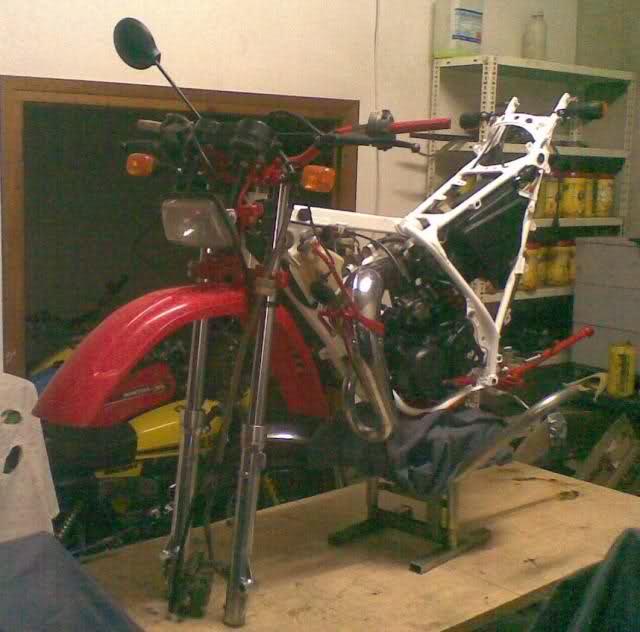 Nuevo proyecto: Honda CRM 75 25g7zwy