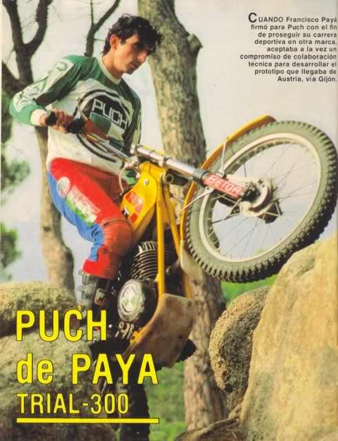 puch - Las Puch de trial 25oystu