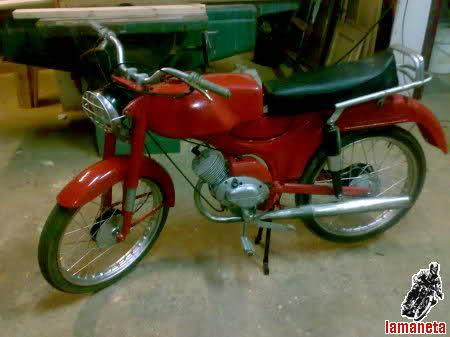 Guzzi Dingo 49 29ash9d