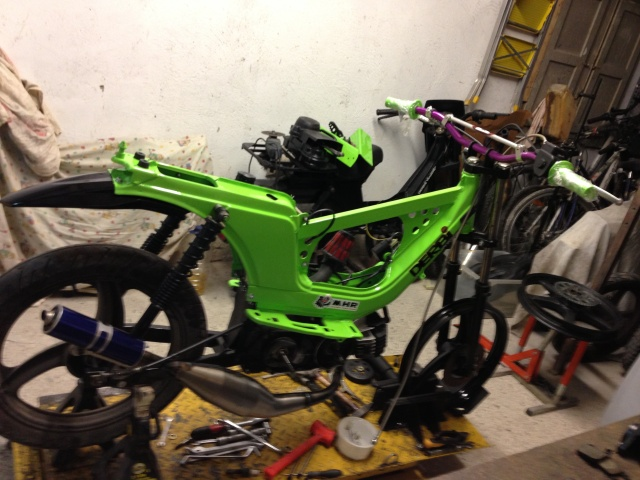 Derbi Variant Cross, empieza la metamorfosis 29x6lfs