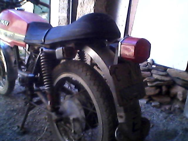 Ducati Strada 250 1979 29zd82w