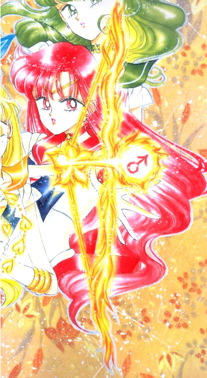 Sailor Mars/Rei Hino Gallery 2crstxw