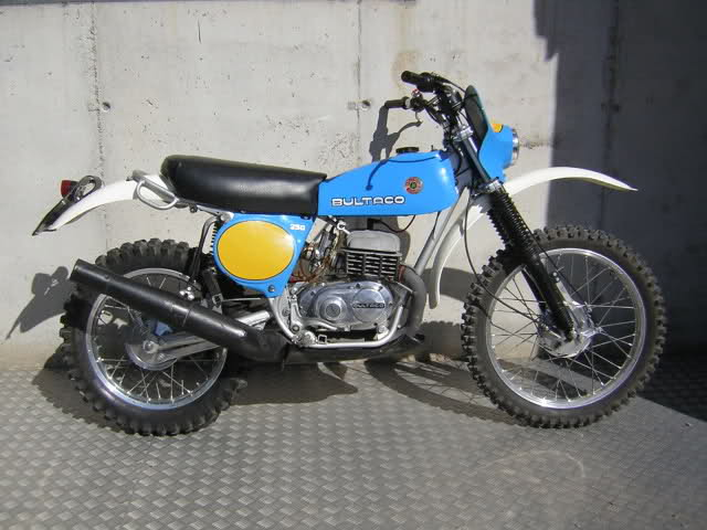 Mi Bultaco Frontera MK-10 250 2dkfy91