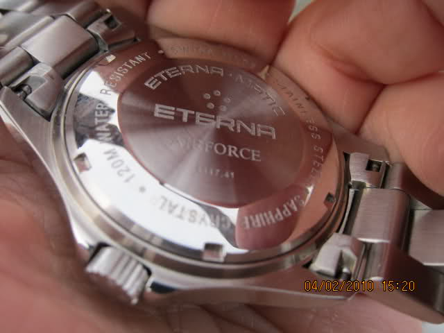 Ma montre Eterna 2dlsua1
