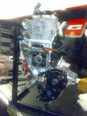 Motores especiales e injertos 2hpjac7