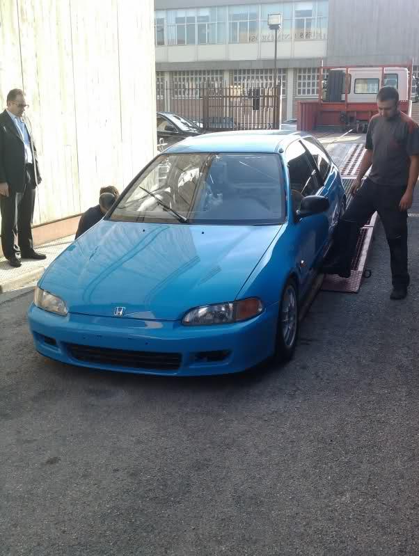 Proyecto Civic eg5 2ike0yd