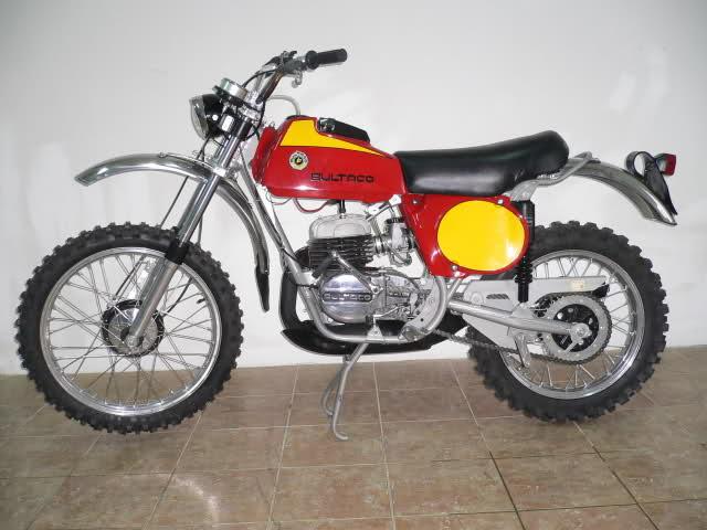 Las Bultaco Frontera 2isbnk7