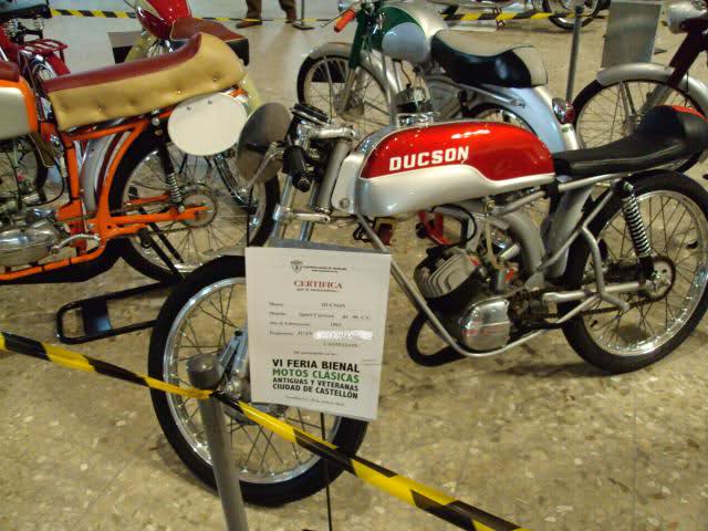VI Feria Bienal De Motos Clásicas, Antiguas Y Veteranas 2j2t7jq