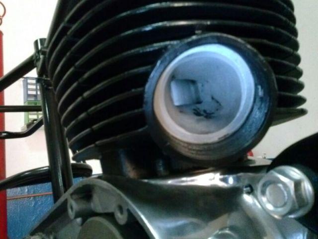 Restauración Bultaco Mercurio mod 9 2m7sx8x