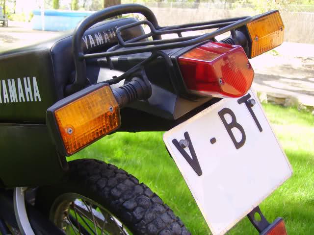 Yamaha DT 80. 2mccdbc