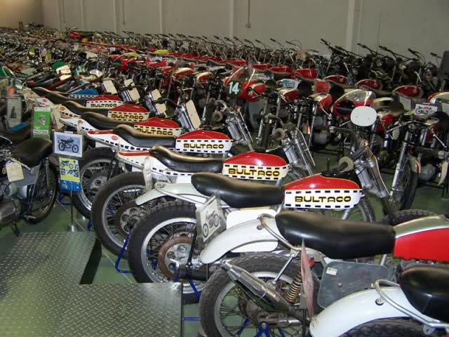 La Bultaco Astro 2mea3vd