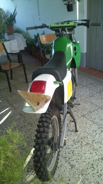 Mi nueva adquisición Rieju MR80 Verde 2qsqhxh