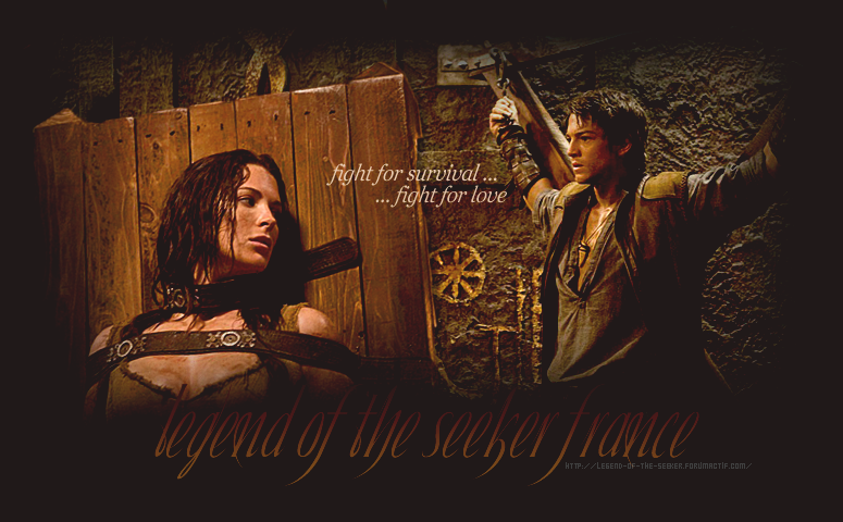 Legend Of The Seeker France