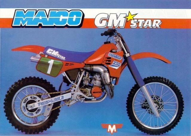 Maico 490. 2rnyeps