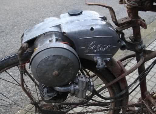 Ciclomotor Rex 2s7azk5