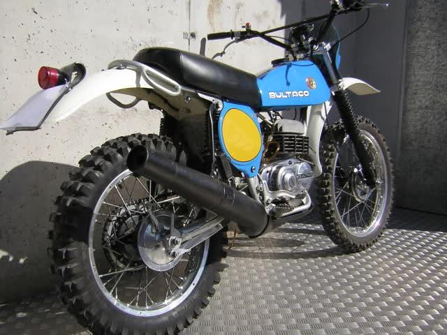 Mi Bultaco Frontera MK-10 250 2ug1nx1