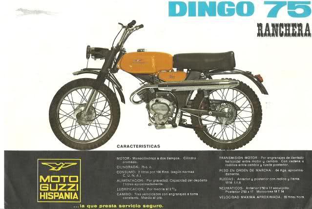 Catálogo Dingo 75 Ranchera 2v9cdc2