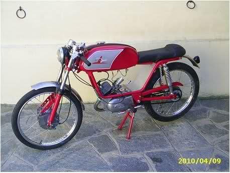 Ayuda identificar ciclomotor ¿Ducati? 2vkkklh