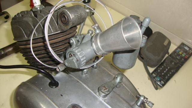 Restauración Rieju P3 1964 2yv6qv5