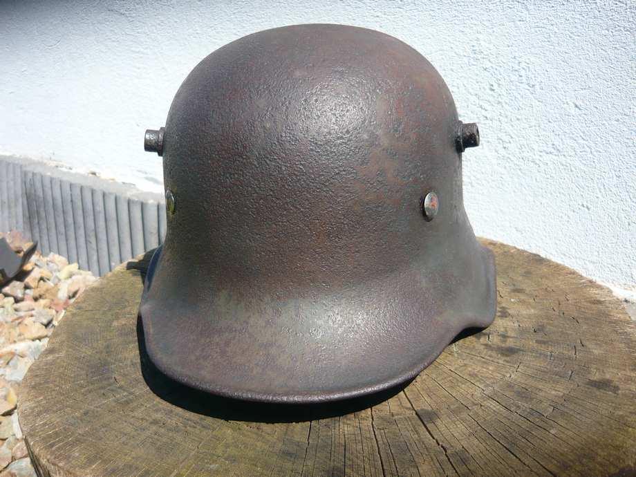 casque M18 à échancrures reconditionné 1940  2yyd280