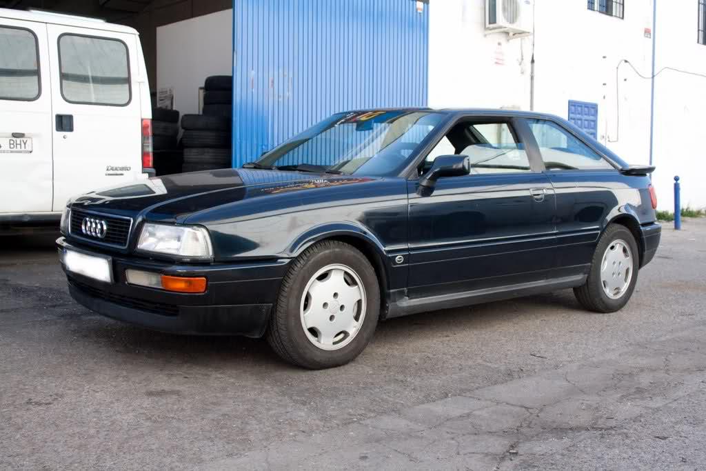 Audi Coupé B4 2.3E 2zs4avl