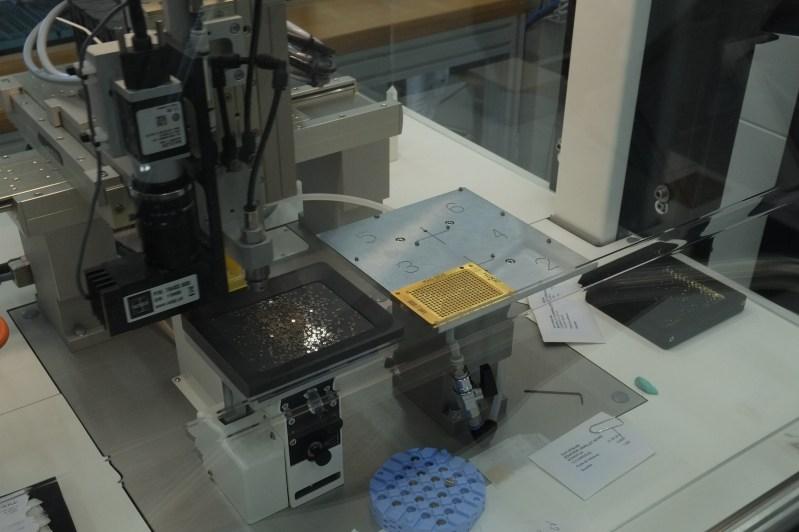 Compte rendu de la visite de la manufacture Zénith  2ztem38