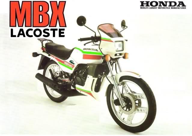 Honda MBX 75 Hurricane 33far0i