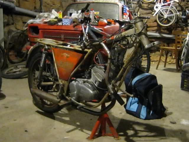 Mi Ducati 50 TS 33u2w5x