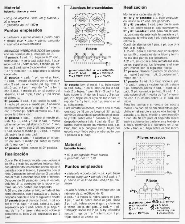 patrones - patrones de baberos 345ka5j